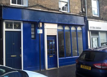 Thumbnail Retail premises to let in 21 Upper Craigs, Stirling
