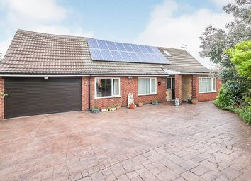 Thumbnail 4 bed bungalow for sale in Gresley Wood Road, Church Gresley, Swadlincote, Derbyshire