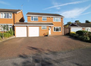 Thumbnail 4 bed detached house for sale in Quarry Close, Ravenshead, Nottingham
