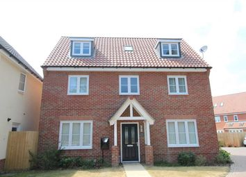 Thumbnail 5 bedroom property to rent in The Copse, Martlesham, Woodbridge