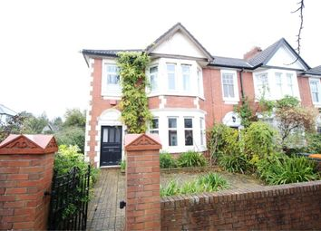 Thumbnail 4 bed semi-detached house for sale in Broadwalk, Caerleon, Newport