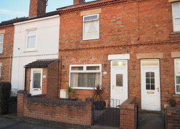 Thumbnail 2 bed terraced house for sale in London Road, New Balderton, Newark