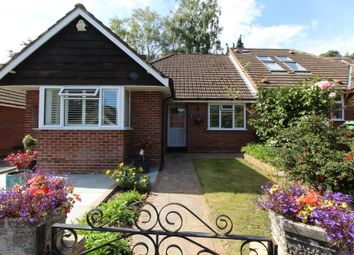 Thumbnail 3 bed semi-detached bungalow to rent in Westerfolds Close, Woking, Surrey