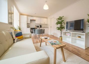 Thumbnail 1 bed flat for sale in Crossharbour, London