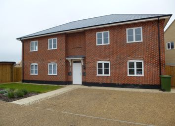 Thumbnail 1 bed flat for sale in Brumstead Road, Stalham, Norwich