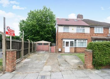 Thumbnail 5 bed semi-detached house for sale in Islip Manor Road, Northolt