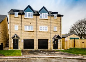 Thumbnail 3 bed semi-detached house for sale in New Road, Denholme, Bradford