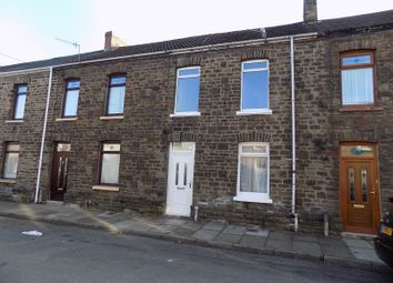 Thumbnail 3 bed terraced house for sale in Middleton Street, Briton Ferry, Neath, Neath Port Talbot.