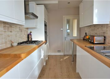 Thumbnail 3 bed terraced house for sale in Tyndale Road, Kingswood