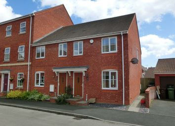 Thumbnail 3 bed town house for sale in Yarn Lane, Dickens Heath, Solihull