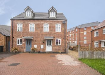 Thumbnail 3 bed semi-detached house for sale in Lysaght Avenue, Newport