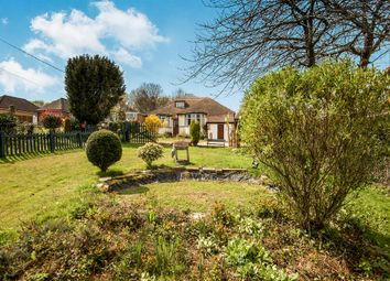 Thumbnail 3 bed detached bungalow for sale in Kent Street, Sedlescombe, Battle