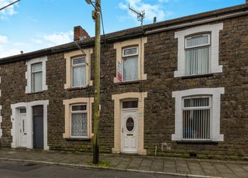 Thumbnail 2 bed terraced house for sale in Rickards Street, Glynfach, Porth