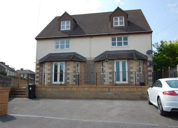 Thumbnail 1 bed flat to rent in Chase Road, Kingswood, Bristol