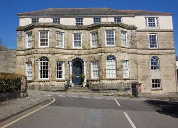 Thumbnail 2 bed flat to rent in The Willows, Church Street, Helston