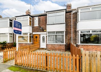 Thumbnail 2 bedroom terraced house for sale in Lamorna Avenue, Hull, East Yorkshire
