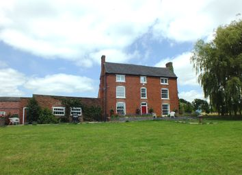 Thumbnail 5 bed farmhouse for sale in Hurley Common, Hurley Common