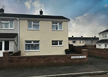 Thumbnail 3 bed terraced house for sale in Drybrook Close, Cwmbran
