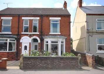 Thumbnail 3 bed semi-detached house for sale in Chesterfield Road, North Wingfield, Chesterfield