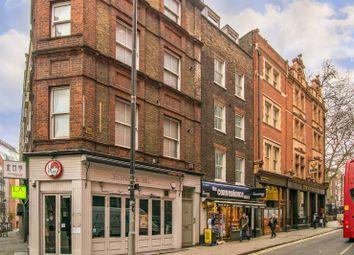 Thumbnail 2 bed maisonette for sale in St Giles High Street, Covent Garden