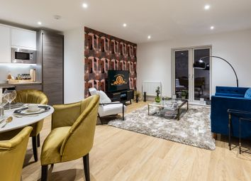Thumbnail 3 bedroom flat for sale in 256 Church Road, Leyton