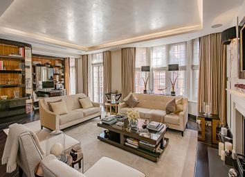 Thumbnail 3 bed flat for sale in Hans Crescent, London