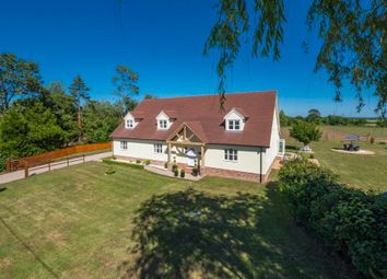 Thumbnail 5 bed detached house for sale in Lawshall, Bury St Edmunds, Suffolk