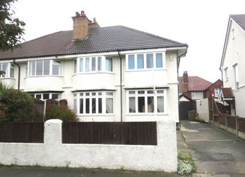 Thumbnail 4 bed semi-detached house for sale in Hoyle Road, Hoylake, Wirral