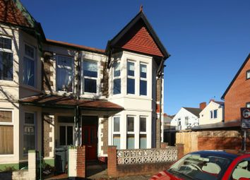 Thumbnail 3 bed property for sale in Canada Road, Heath, Cardiff