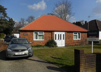 Thumbnail 3 bedroom detached bungalow for sale in Firgrove Road, Whitehill
