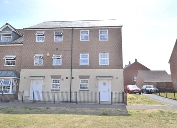 Thumbnail 5 bedroom end terrace house for sale in Coningsby Walk, Thatcham Avenue Kingsway, Quedgeley, Gloucester