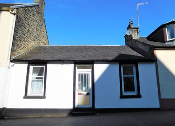 Thumbnail 2 bed terraced house for sale in 24 Hillfoot Street, Dunoon