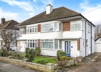 Thumbnail 3 bed semi-detached house for sale in Warrender Way, Ruislip, Middlesex