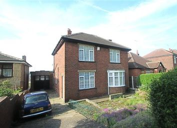Thumbnail 3 bed detached house for sale in Station Road, Hemsworth, Pontefract