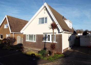 Thumbnail 3 bedroom detached house for sale in 25 Headland Road, Bishopston, Swansea