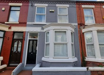 Thumbnail 3 bed terraced house to rent in Wolverton Street, Anfield, Liverpool