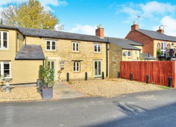 Thumbnail 2 bed terraced house to rent in The Stocks, Cosgrove, Milton Keynes