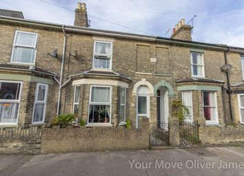 Thumbnail 3 bedroom terraced house for sale in Park Road, Lowestoft