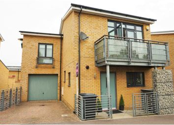 Thumbnail 3 bed detached house for sale in Park Lane, Greenhithe