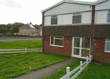 Thumbnail 3 bed end terrace house to rent in Maes Golau, Llanelli
