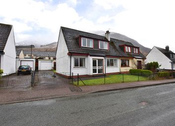 Thumbnail 3 bed semi-detached house for sale in West Laroch, Ballachulish