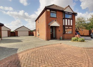 Thumbnail 4 bed detached house for sale in Old Forge Way, Skirlaugh, Hull, East Yorkshire