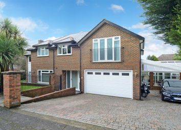 Thumbnail 6 bed detached house for sale in Sharon Close, Long Ditton, Surbiton