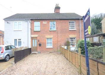 Thumbnail 2 bed terraced house for sale in Clareville Cottages, Long Hill Road, Ascot