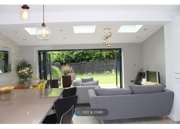 Thumbnail 5 bed semi-detached house to rent in Harlech Gardens, Pinner