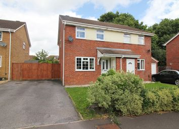 Thumbnail 3 bed semi-detached house to rent in Cudworth Mead, Hedge End, Southampton