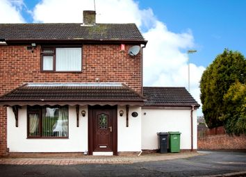 Thumbnail 2 bed semi-detached house for sale in Bramble Green, Dudley