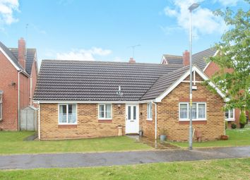 Thumbnail 3 bed detached bungalow for sale in Lewis Drive, Wiggenhall St. Germans, King's Lynn