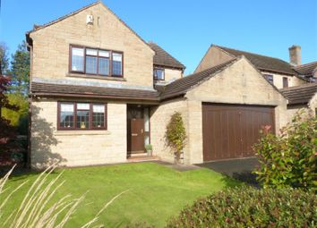 Thumbnail 4 bed detached house for sale in Wellington Road, Wilsden