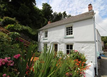 Thumbnail 2 bed cottage for sale in Porthallow, St. Keverne, Helston